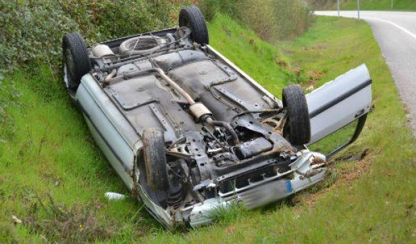 El número de muertos en las carreteras sube en 2016 por primera vez en 13 años