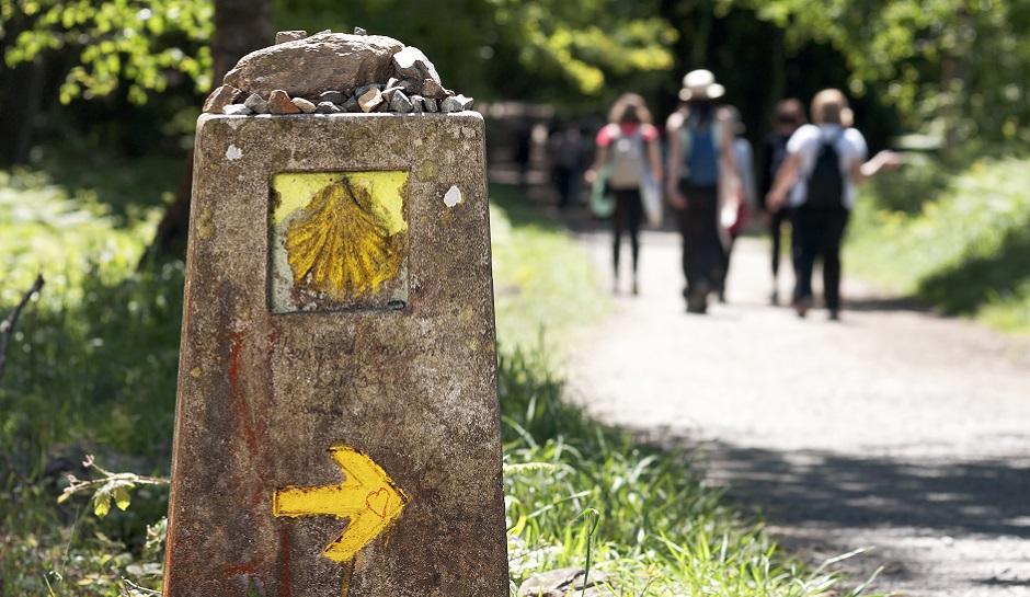 #Feliz2017 Este ano pecha con récord de peregrinos no Camiño de Santiago: máis de 278.000