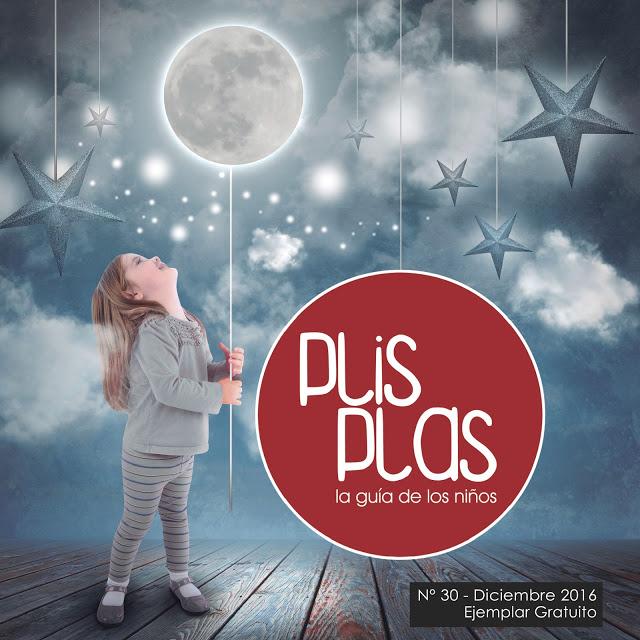Llegó diciembre… y el número 30 de la guía Plis Plas!