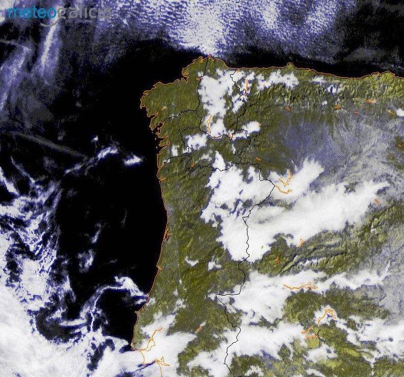 Un Día de Reyes soleado en el que en Vigo llegaremos a los 17 grados