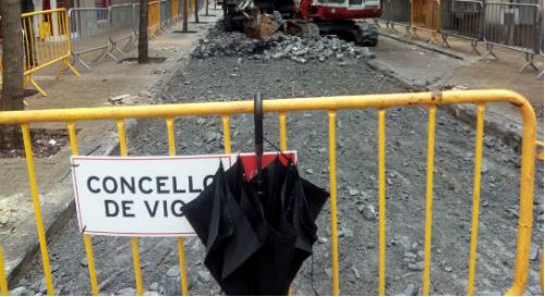 Dous millóns para humanizar Camelias, Castelao, entre as rúas Redondela e Porriño, Estorniño e Llorente