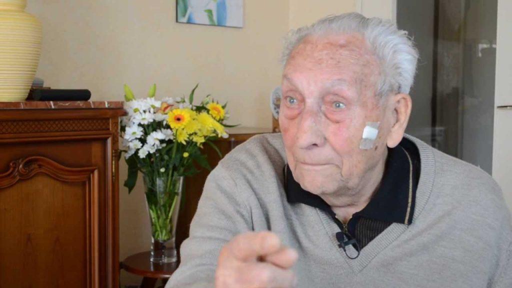 Muere a los 90 años José Alcubierre, superviviente del campo de concentración nazi de Mauthausen