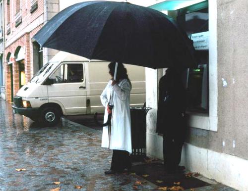 Llegan las lluvias de verdad, con vientos fuertes y tormentas