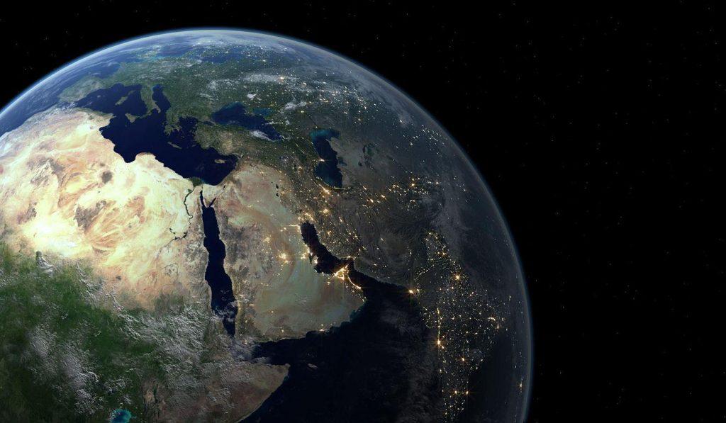 Este miércoles, día 4 de enero, la Tierra alcanzará la máxima velocidad en su órbita, 110.700 km/h