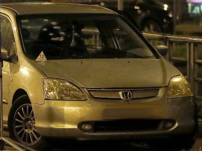 Buscan en Barcelona a un sujeto que ha disparado contra un coche matando a uno de sus ocupantes