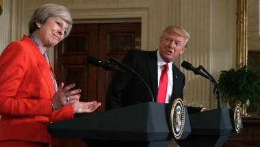 Más de 1 millón e británicos piden a su Gobierno que impida un viaje oficial de Trump al Reino Unido
