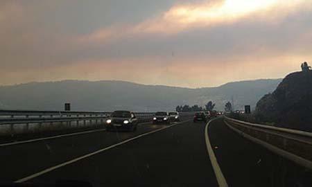 Publicado el anuncio de adjudicación del tercer tramo del Corredor do Morrazo, que se cierra al tráfico el lunes