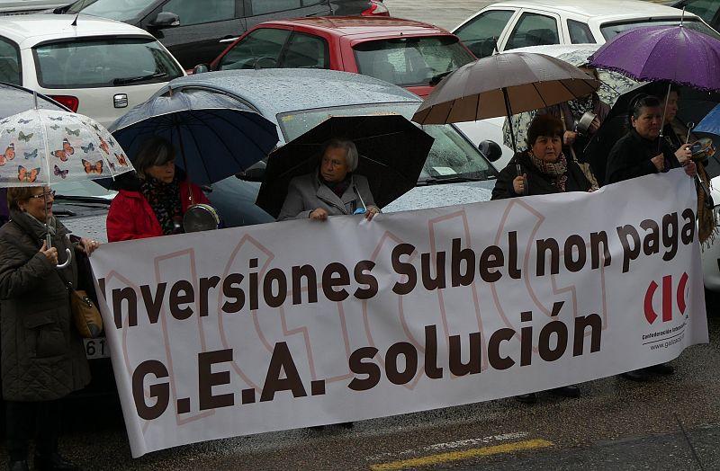 Ex traballadores de Álvarez cobran 144.000€ que lles debían pero reclaman os 2,5 millóns restantes