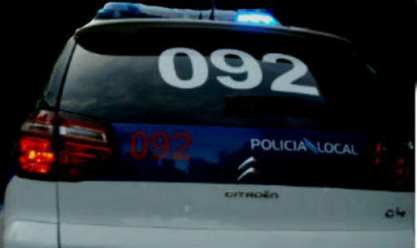 Denunciado por conducir por la Avenida de Fragoso cuadriplicando la tasa de alcohol permitida