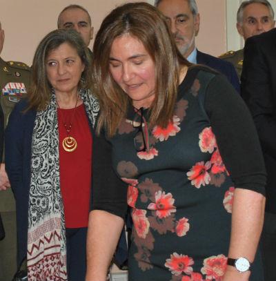 Ana María Ortiz toma posesión como nueva subdelegada del Gobierno en la provincia de Pontevedra