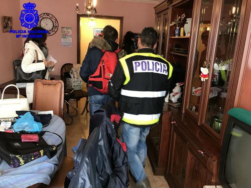 @Policía de la Comisaría de Vigo acaba con un punto de venta de drogas en Coia