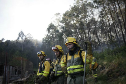 Máis de 600 traballadores dos servizos de loita contra o lume da @Xunta reincorpóranse o día 1 de marzo