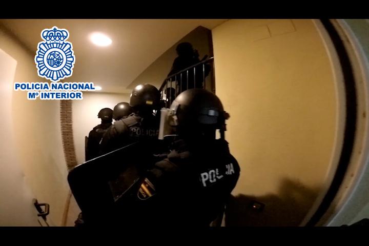 Al menos, 8 detenidos en Pontevedra y Vigo en una operación antidroga