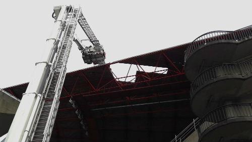 Empeza a reforma da bancada de Río, en Balaídos, que estará rematada para o comezo da vindeira tempada