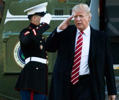 """Trump aumentará en 54.000 millones el presupuesto de Defensa, """"Estados Unidos tiene que ganar guerras de nuevo"""""""