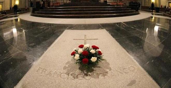El Supremo rechaza que se traslade el cuerpo de Franco del Valle de los Caídos