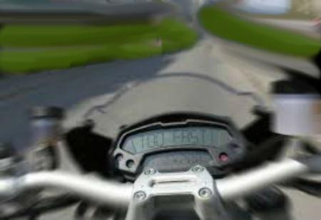 Interceptadas dúas motos en Lugo circulando a 194 e 212 quilómetros por hora