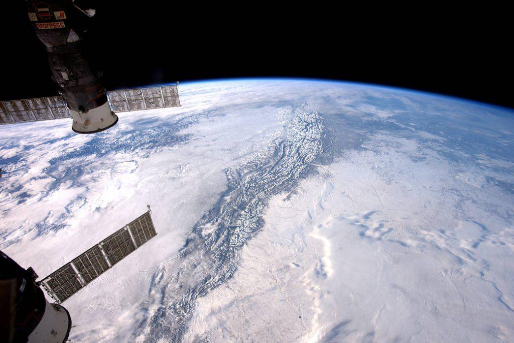 La Estación Espacial Internacional estudiará con un nuevo método la evolución de la Capa de Ozono de la Tierra