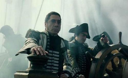 Bardem protagonista del nuevo adelanto de Piratas del Caribe