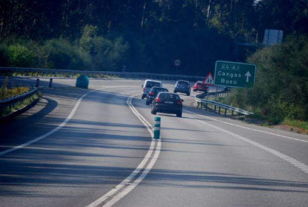 Este xoves volve a cortarse o tráfico no Corredor do Morrazo de 4 a 7 da tarde