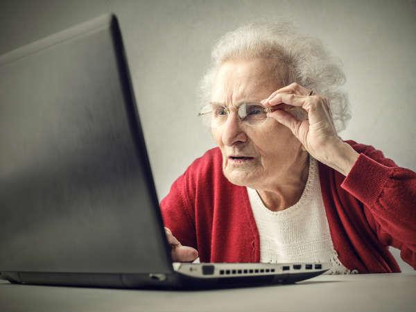 A porcentaxe de galegos de entre 55 e 64 anos que usan Internet pasa do 30 ao 50%