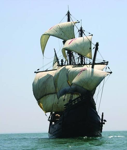 Si quieres sentir lo mismo que Magallanes y Elcano, puedes visitar la nao Victoria que estará en Vigo los próximos cuatro días