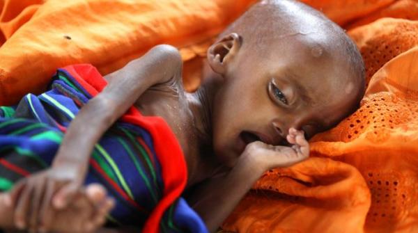 110 personas han muerto de hambre en los dos últimos días en Somalia, azotada por la sequía