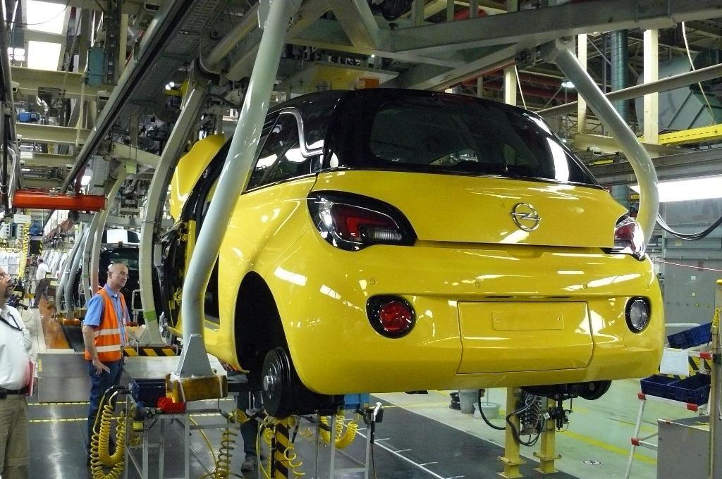 PSA compra Opel a General Motors