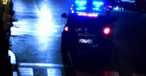 @policia arresta a un sujeto que conducía su coche por Travesía cuadriplicando la tasa de alcohol permitida