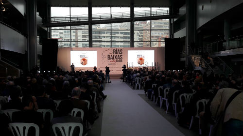 #RíasBaixas por moitas razóns, presentación en Vigo da campaña turística de @depo_es