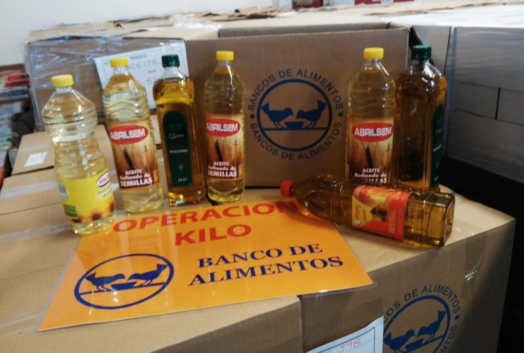 @BcoAlimentosVgo realiza este fin de semana su primera Operación Kilo de 2017