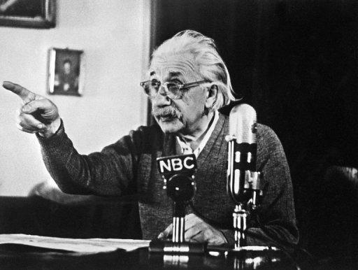 Tal día como hoy, en 1955, moría Albert Einstein