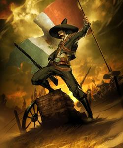 Impulsan una demanda para recuperar los territorios mexicanos cedidos a USA en 1848, entre ellos Texas o California