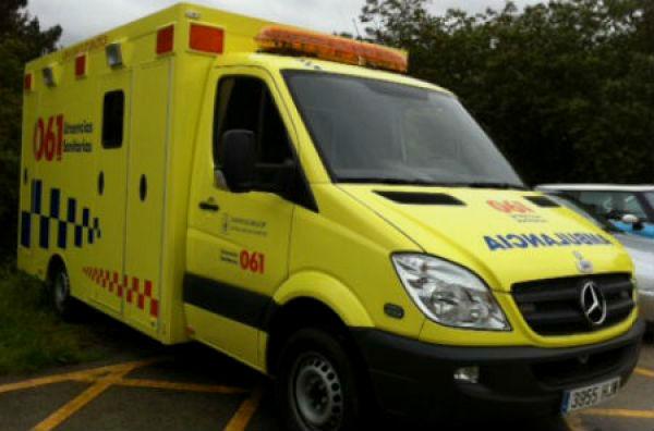 Un ciclista de 36 años muere tras ser arrollado por un vehículo en la PO-308 a la altura de Poio