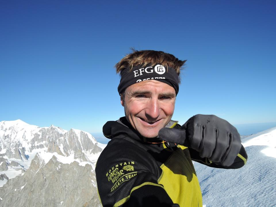 Muere en el Himalaya el escalador Ueli Steck, 'La Máquina Suiza'