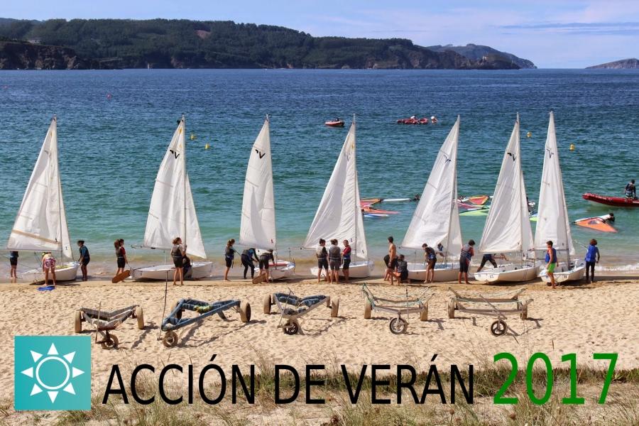 @Xunta abre ata o 2 de maio o prazo para optar ás prazas dos campamentos de verán