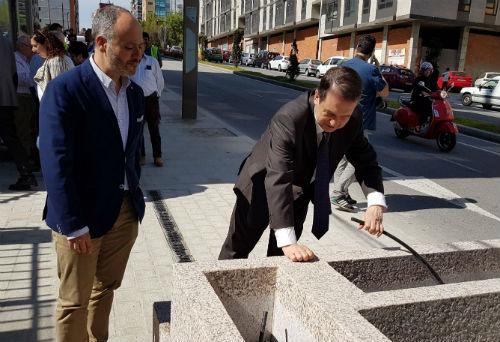 """Las obras en marcha en Vigo hoy """"son más que todas las iniciadas desde el inicio de la democracia hasta que llegué yo a la Alcaldía"""""""