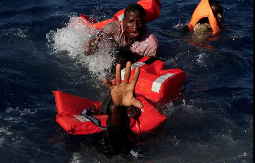 2.074 personas han sido rescatadas en las últimas horas en el Mediterráneo
