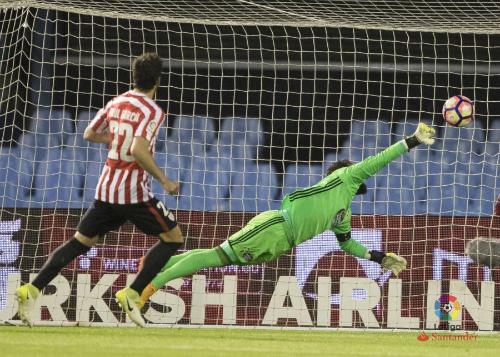 El Celta no fue rival para el Athletic que se llevó con facilidad los 3 puntos de Balaídos (0-3)