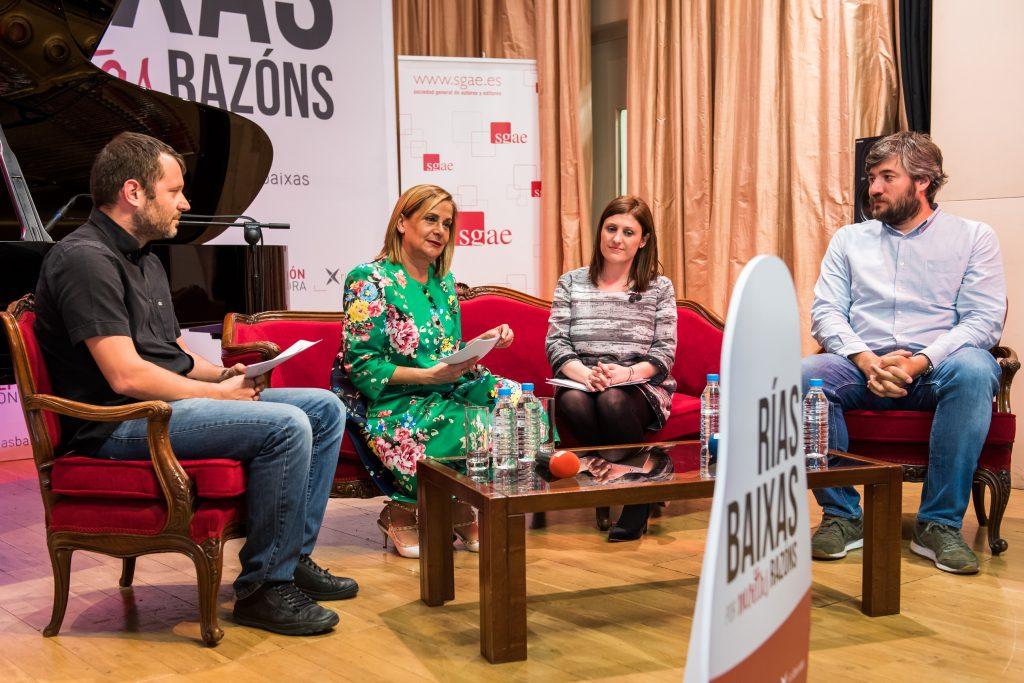 @depo_es presenta en Madrid a campaña 'Rías Baixas, moito por descubrir.Por moitas razóns'