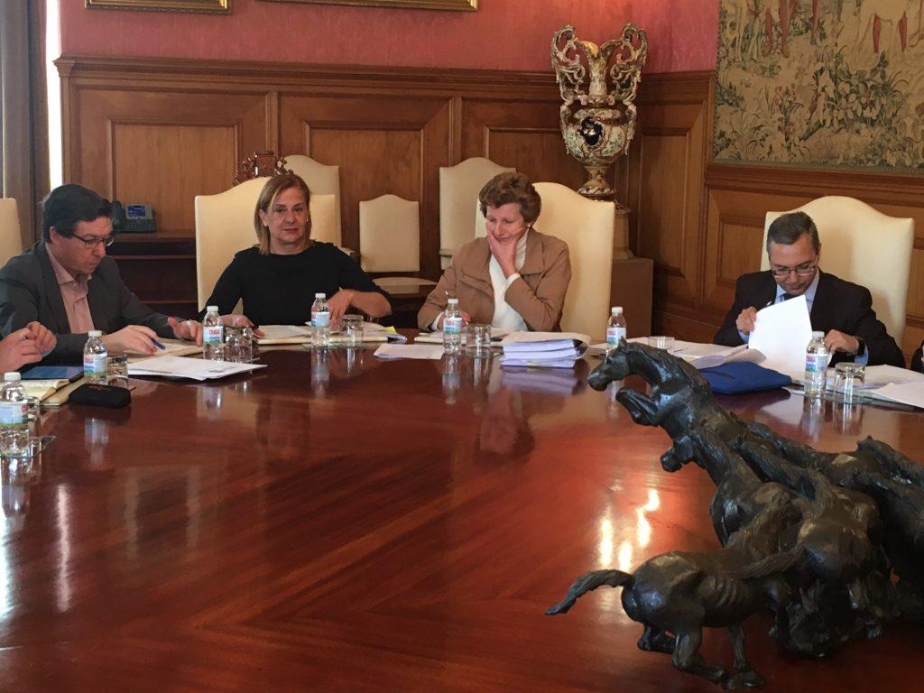 @depo_es e @Xunta traballarán conxuntamente para loitar contra os incendios e no eido de salvamento