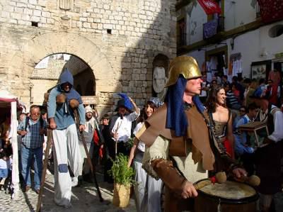 @ConcelloNigran organiza, dende o venres, o I Mercado Medieval de Camos