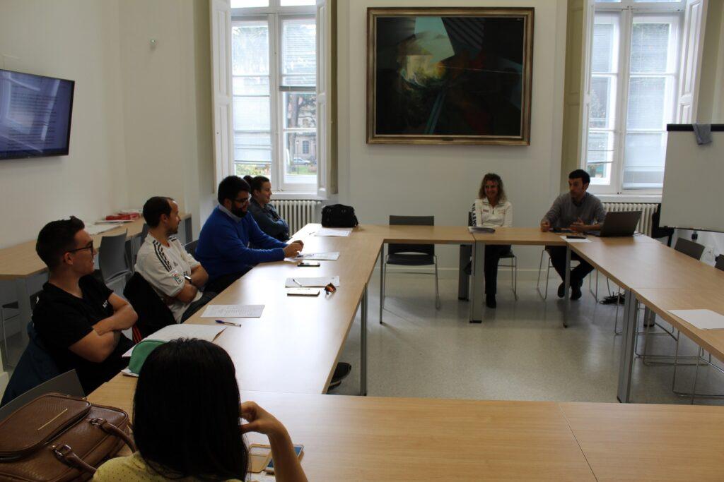 Catro alumnos e unha alumna de FP da provincia seguirán a súa formación en Italia e Portugal dentro de 'PracticumDepo'