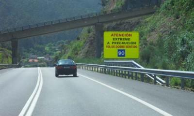 Este martes, de 4 a 7 de la tarde, como máximo, vuelve a cerrarse al tráfico el Corredor do Morrazo