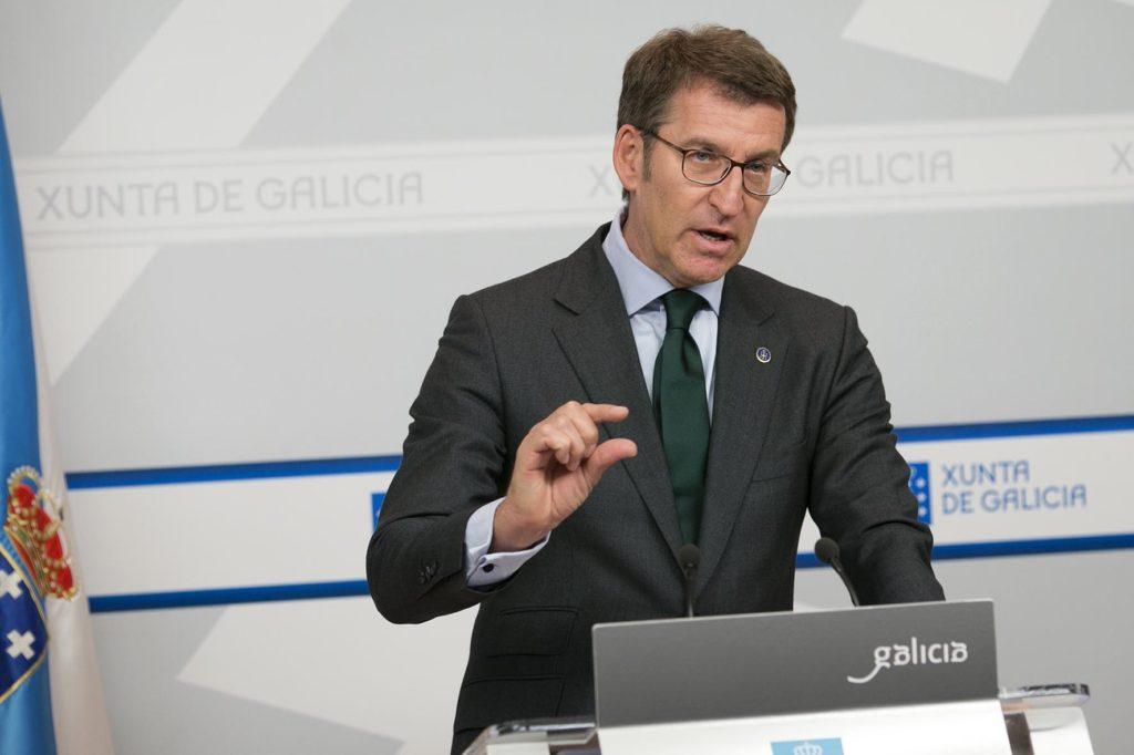 Feijóo confirma que la Xunta se reunió con representantes del Celta y de Mos para hablar de la ubicación de un nuevo estadio