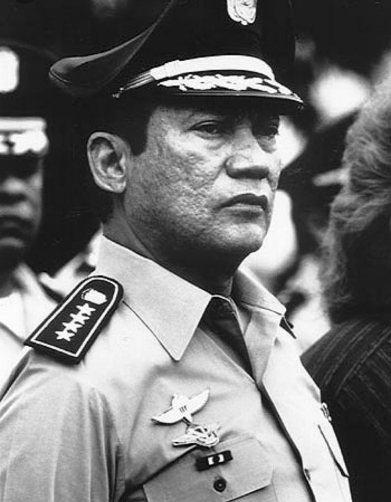 Muere el asesino Manuel Antonio Noriega