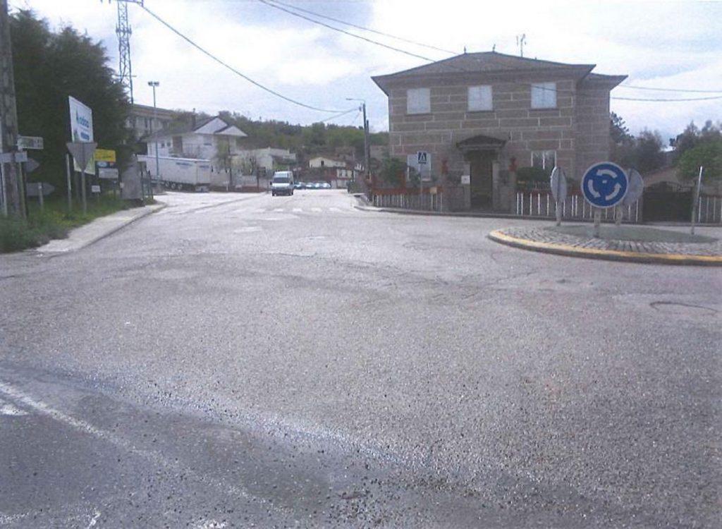 @depo_es acomete o asfaltado da estrada de acceso ao Cuvi