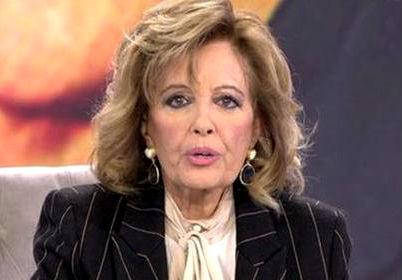 María Teresa Campos ingresada tras sufrir una isquemia cerebral
