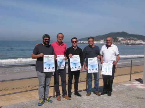 @ConcelloNigrán organiza este domingo o 'I Triatlón Desafío Illas Estelas' no que participarán 250 atletas