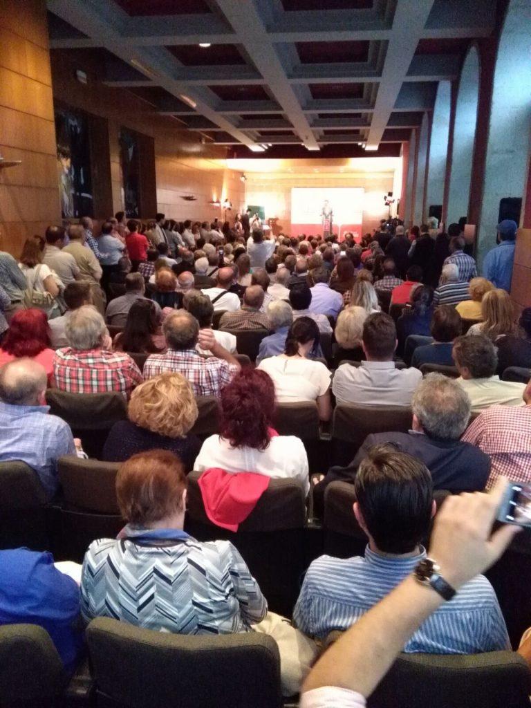 """Zapatero se muestra convencido en Vigo de que la """"nueva líder del PSOE"""" tendrá una """"autoridad extraordinaria"""""""